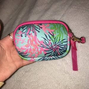 LILLY PULITZER CLUTCH (BRAND NEW)